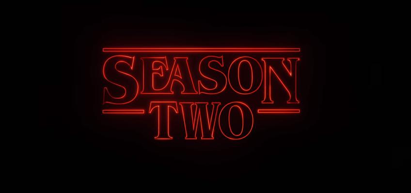 stranger things season two australia
