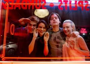 riverdale season two cast