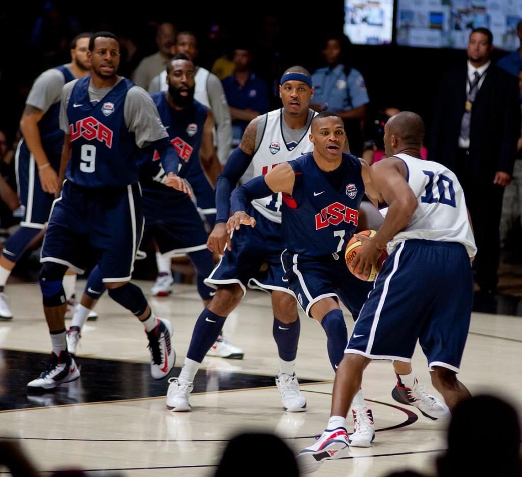 basketball olympia 2019