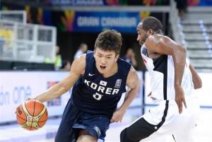 FIBA Asia Cup 2017 South Korea roster