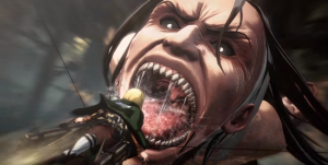 AoT 2 video game ps4
