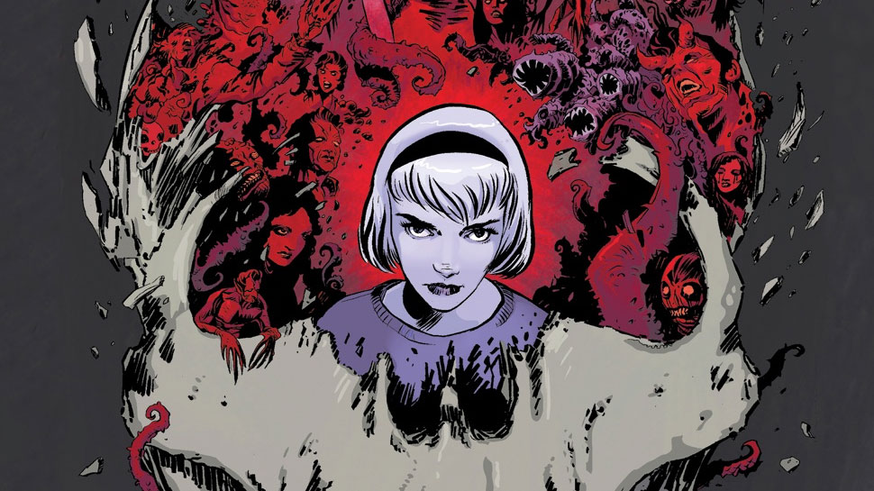 the chilling adventures of sabrina cw tv series