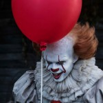 """This image released by Warner Bros. Pictures shows Bill Skarsgard in a scene from """"It."""" (Brooke Palmer/Warner Bros. Pictures via AP) ORG XMIT: NYET807"""