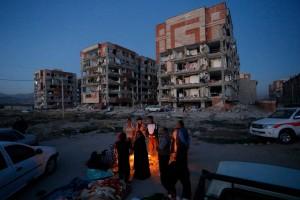 Irag Iran Earthquake