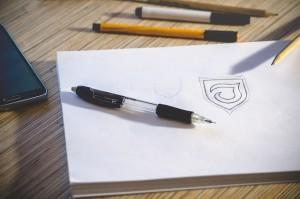 Simple design logo