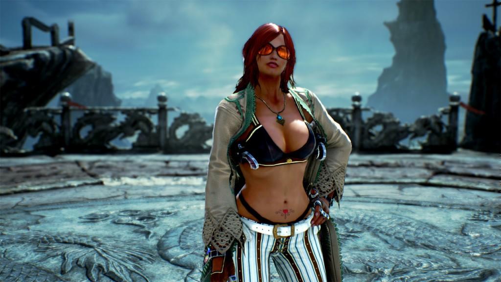 Tekken DLC Swimsuit