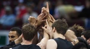 Tall Blacks FIBA Asia Cup Training Camp