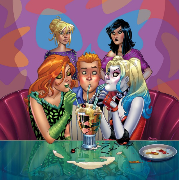 Harley & Ivy Meet Betty & Veronica