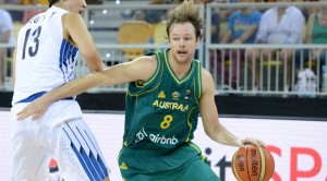 Boomers Australia FIBA Asia Cup 2017