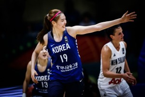 south korea fiba women's world cup 2018