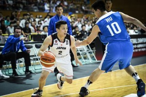 Japan NT roster FIBA Asia Cup 2017