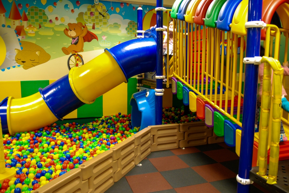 indoor playground