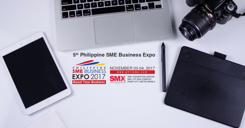 5th Philippine SME Business Expo and Conference 2017