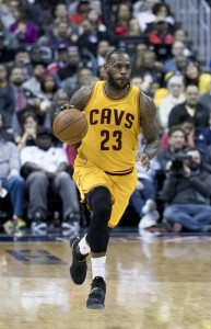 Cavaliers at Wizards 2/6/17