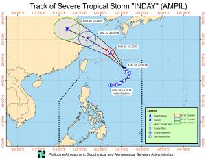 Typhoon Inday
