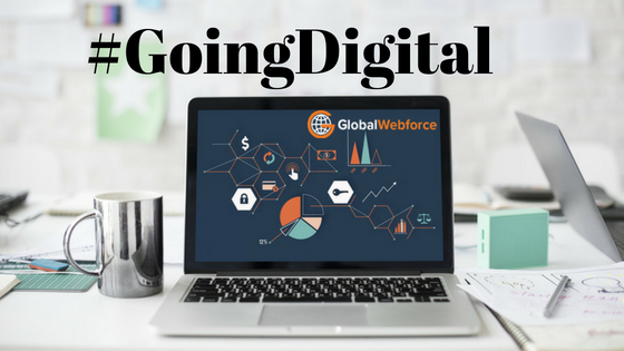 #GoingDigital