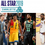 Nba all star game 2019 voting