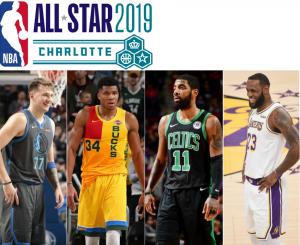 NBA Allstar 2019