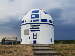 R2D2 Dome